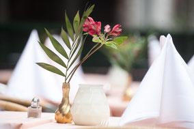 Restaurant Calcutta Außenbereich
