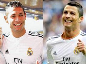 Cristiano Ronaldo Doppelgänger