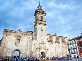 Basílica de Algemesí -Foto e6d-noticias