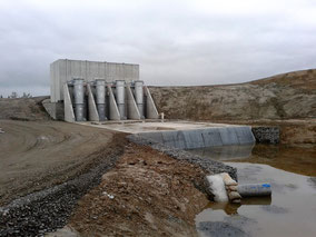 Burkes Drain Flood Management