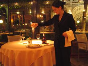 """Bild: die Nachspeise Im Restaurant """"Auberge Bressane"""" in Bourg-en-Bresse"""