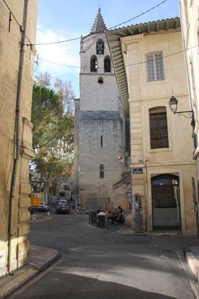 Bild: Église Saint Didier, Avignon