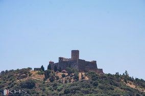 Bild: Blick auf Fort Saint Elme