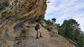Bild: Wanderung im Luberon