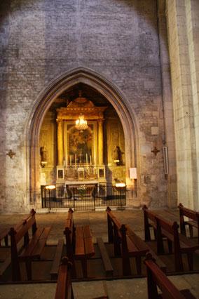 Bild: Église St-Trophime, Arles, Provence