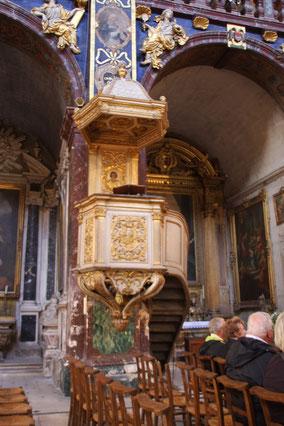 Bild: Collégiale Notre-Dame-des-Anges, L´Isle-sur-la-Sorgue