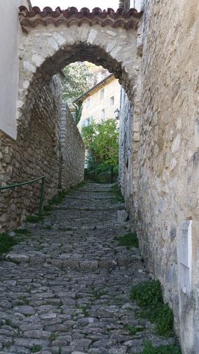 Bild: Le Beaucet, Vaucluse, Provence