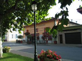 Bild: Restaurant L´Ancienne Auberge in Vonnas