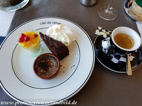 Bild: Nimes, Restaurant Le ciel de Nimes