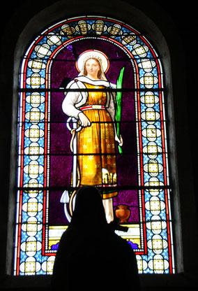 Bild: Sault Kirchenfenster