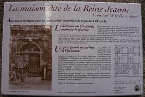Bild: Pertuis, Maison Reine Jeanne