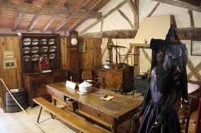 Bild: Ferme Musée de la Forêt, Courtes