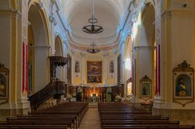Bild: Saint-Tropez, Kirche Notre Dame-de-l´Assomption