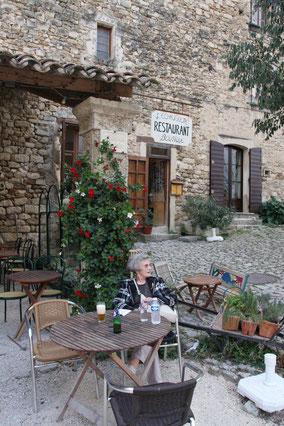 Bild: Oppéde-le-Vieux, Provence