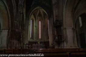 Bild: Cathédrale Notre-Dame-du-Bourguet in Forcalquier