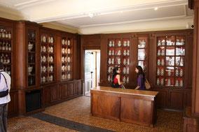 Bild: Apotheke im Hospiz von Beaune (Hôtel Dieu)