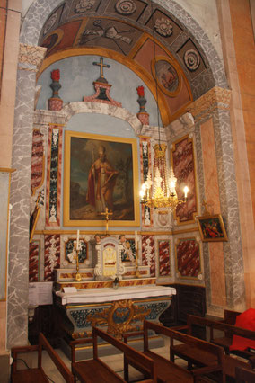 Bild: Kirche in Maubec
