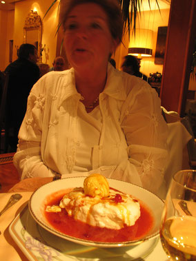 """Bild: Im Restaurant """"Auberge Bressane"""" in Bourg-en-Bresse"""
