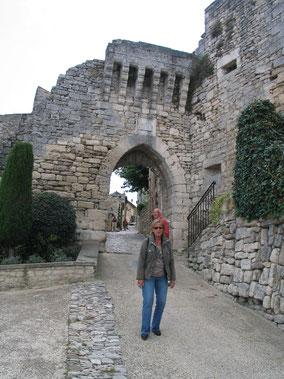 Bild: Portal der Ziegen oder Portail des Chévres Lacoste