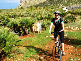 Mountain Bike tour of Western Sicily from Trapani or Palermo - emotional tour of Sicilian nature