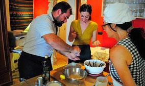 Индивидуальный мастер-класс и ужин из четырех блюд в настоящей сицилийской семье