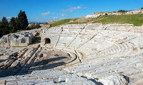 Syracuse Archaeological Park Private Tour