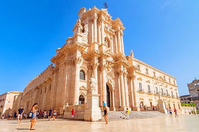 Syracuse Ortigia and Neapolis Private Tour plus Food and Wine Tasting