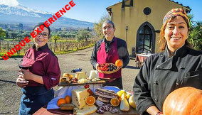 Barefoot on Etna Slope: Sicilian Countryside Experience and Lunch at Sicilian Farmhouse Private Tour