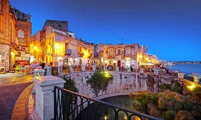 Syracuse Ortigia and Archaeological Park Private Tour