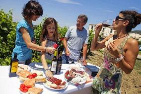 Индивидуальная экскурсия на три лучшие винодельни Этны с дегустациями вин и продуктов