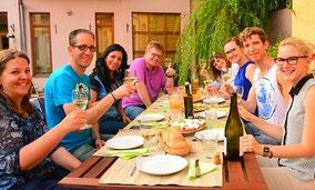 Eat with Locals in Taormina, Eat like Locals in Taormina, ужин в настоящей сицилийской семье в Таормине