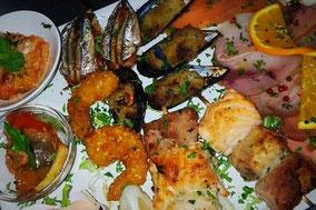 Ужин из четырех блюд в настоящей сицилийской семье