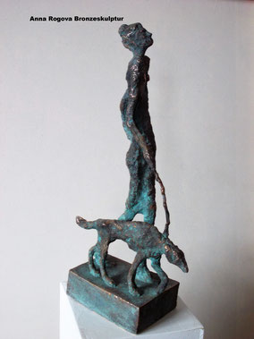 Mixed Media sculptur