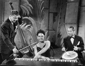 The Hazel Scott Trio