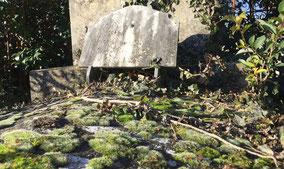 nettoyage-de-sepulture-tombe-ancienne-pierre-monuement