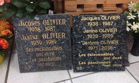 cimetiere-coudoulet-rechampissage-gravure-or-plaque-funeraire-blaireau