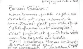 livre-d-or-remerciements-vacqueyras-vaucluse-devis-gratuit