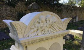 fronton-acrotere-devis-monument-pompes-funebres-roblot-caprentras