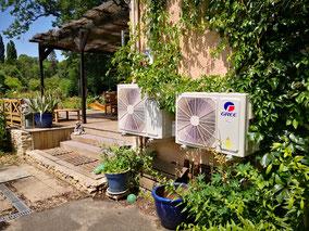Installation climatisation, pompe a chaleur clim