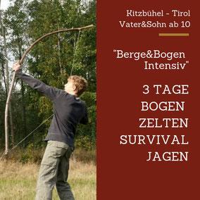 """""""Berge&Bogen Intensiv"""" - Kitzbühel"""
