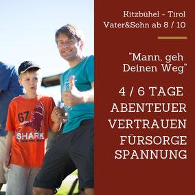 Bergeweise Abenteuer - Step 1 - Kitzbühel