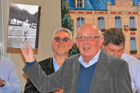 Jacques Lefort, maire de La Neuville en Hez pendant 3 mandatures