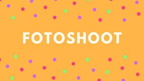 fotoshoot kinderfeestje