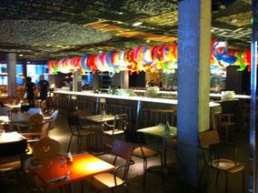 mama shelter bordeaux hôtel chambre restaurant diner bar