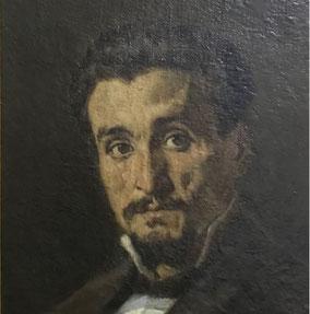 Alfred Sansot par Alexandre Magenc artiste peintre d Plaisance