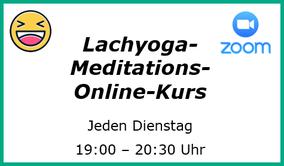 Lachyoga-Meditations-Onlinekurs