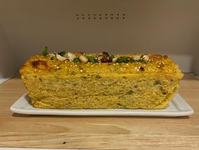 Terrina de calabaza y quinoa