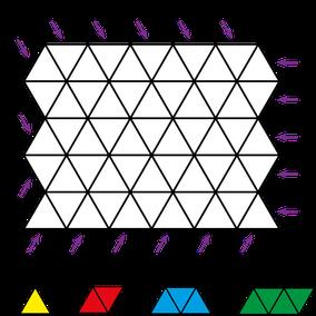 Dreiecksortung © Rätselbüro Martin Simon