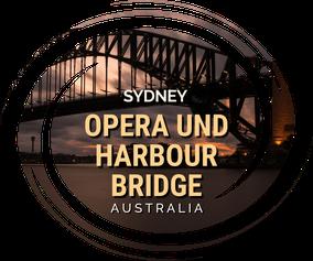 Sydney,Opera,Harbour Bridge,Harbour,Australien,Australia