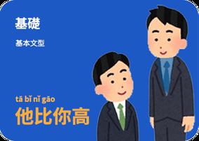 中国語基礎コース(基本文型)